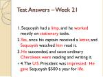 test answers week 21