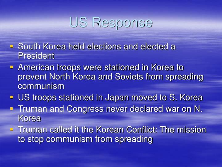 US Response