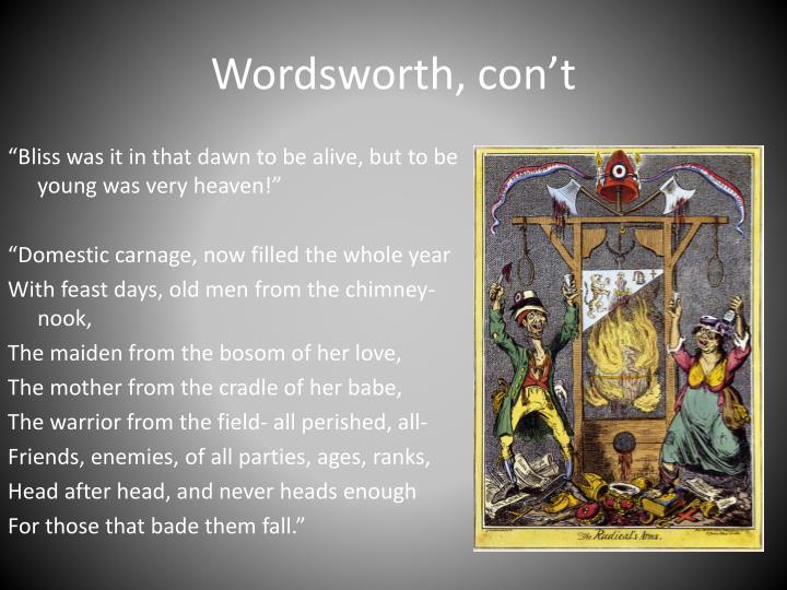 Wordsworth,