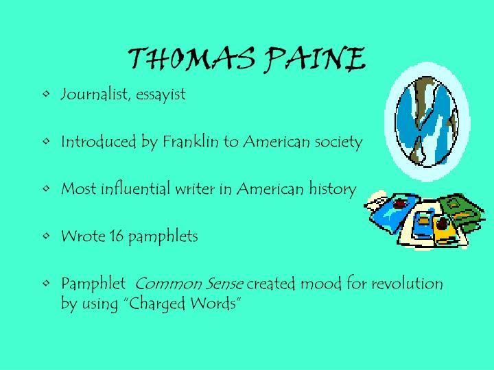 thomas paine on american society Thomas paine society uk 181 likes the thomas paine society uk was set up in 1963 our aims: to spread knowledge about thomas paine's life, times.