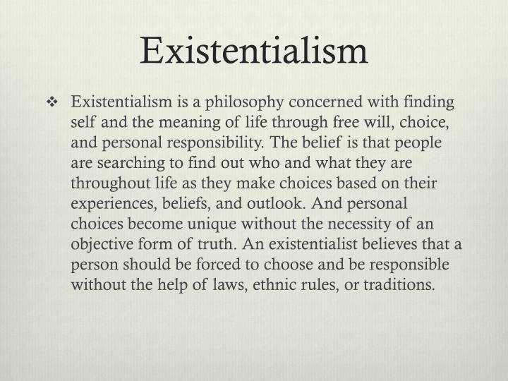 the existentialism of metamorphosis Any understandable explanation of what existentialism is or how it is related to the metamorphosis, by frank kafka, is greatly appreciated.