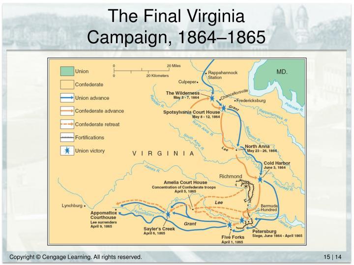 The Final Virginia