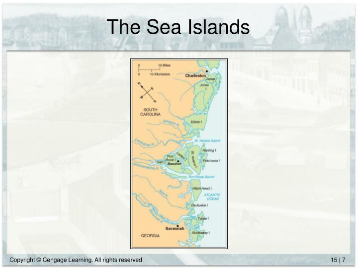 The Sea Islands