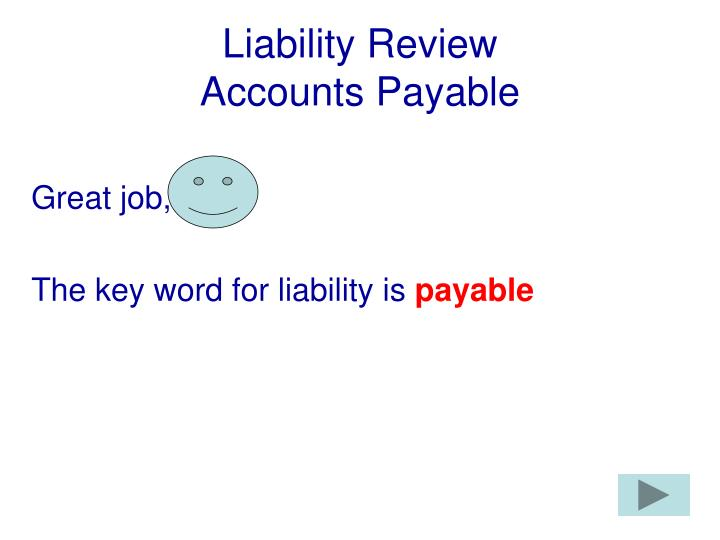 Liability Review