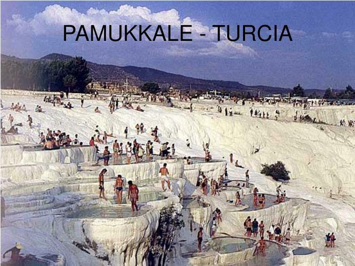 PAMUKKALE - TURCIA