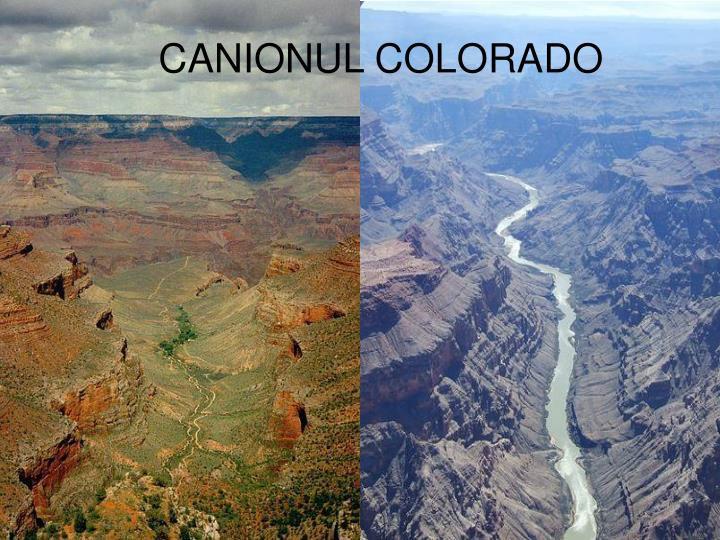 CANIONUL COLORADO
