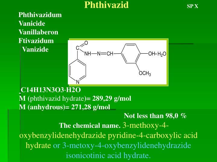 Phthivazid