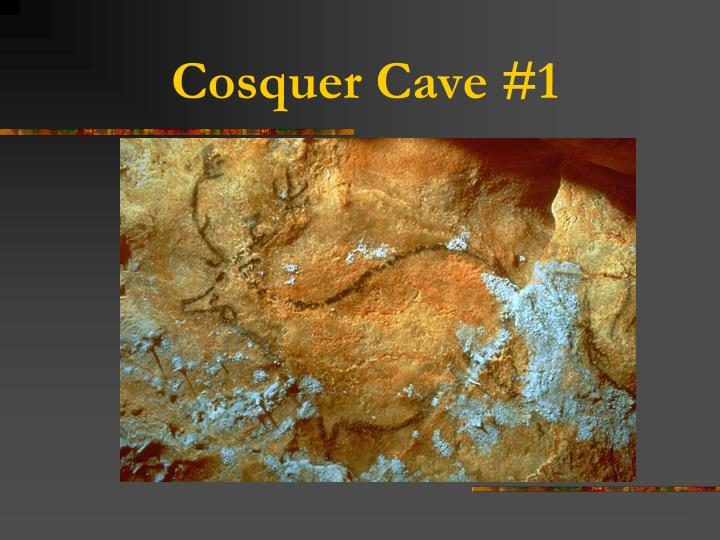 Cosquer Cave #1