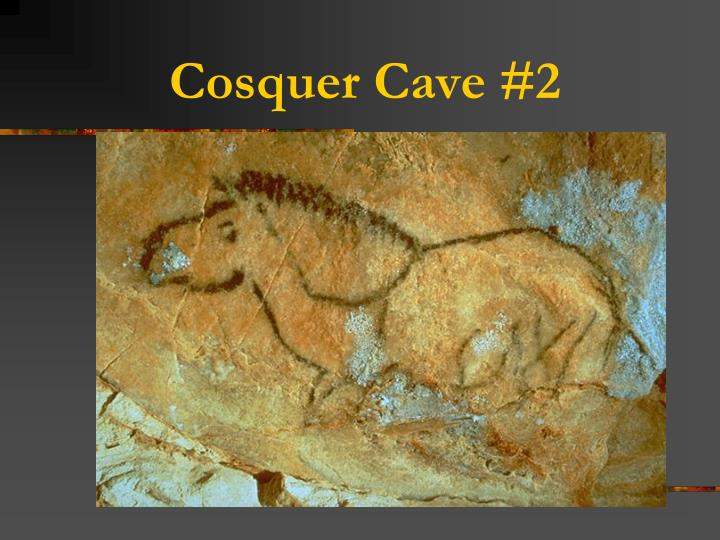Cosquer Cave #2