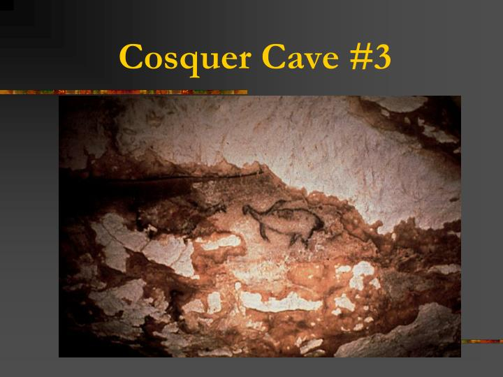 Cosquer Cave #3