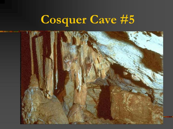 Cosquer Cave #5