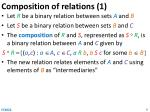 composition of relations 1