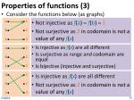 properties of functions 31