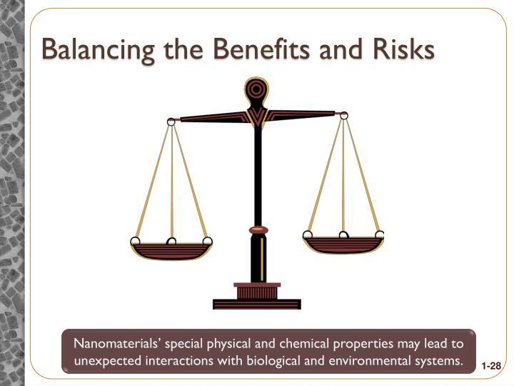 Balancing the Benefits and Risks