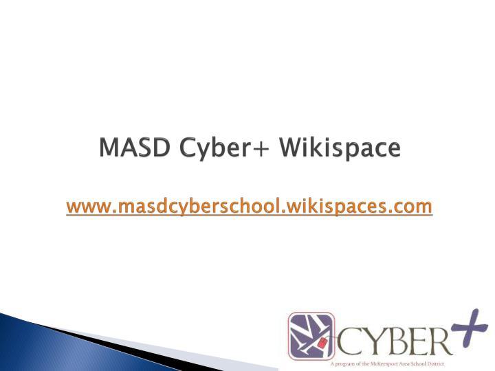 MASD Cyber+