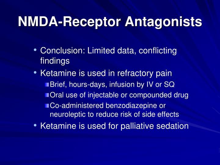NMDA-Receptor Antagonists