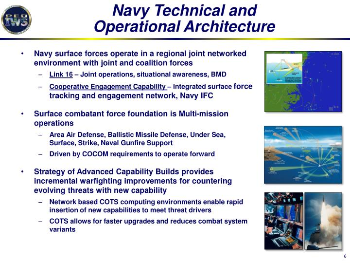 Navy Technical and