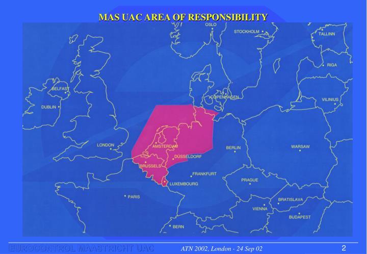 MAS UAC AREA OF RESPONSIBILITY