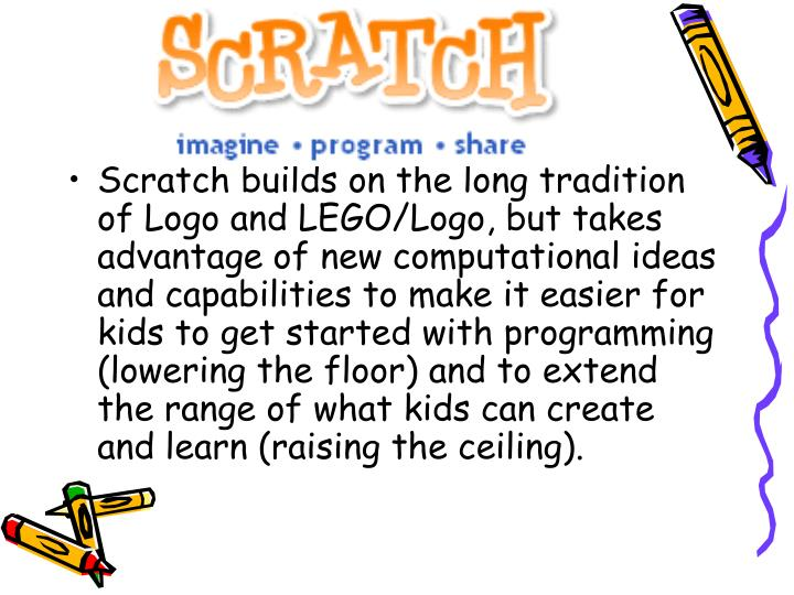 What is Scratch?