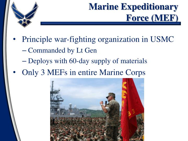 Marine Expeditionary