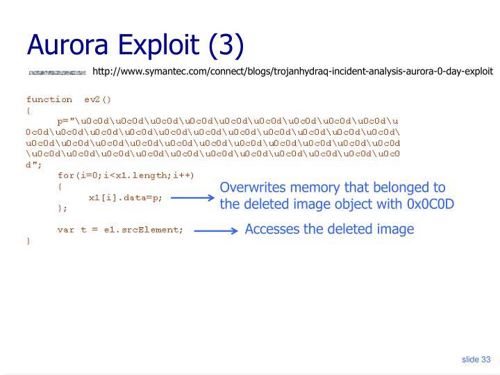 Aurora Exploit (3)