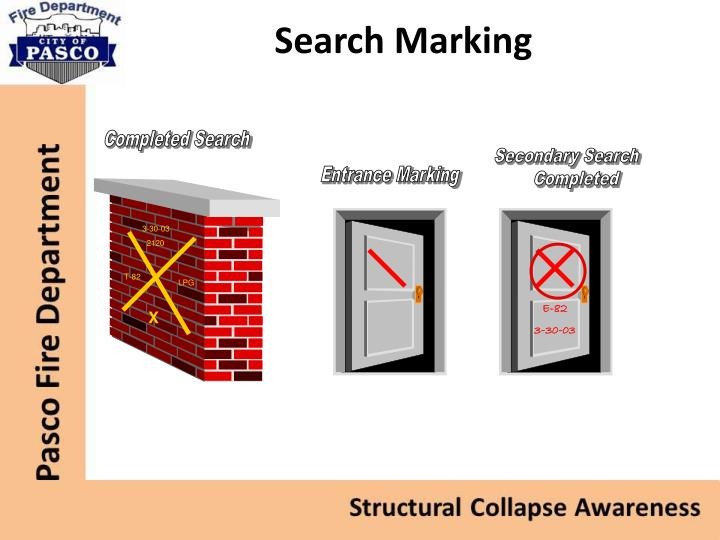 Search Marking