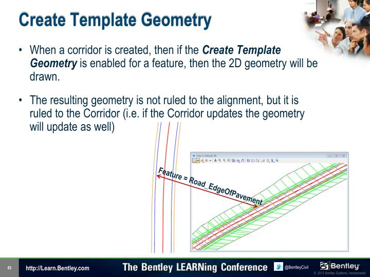 Create Template Geometry