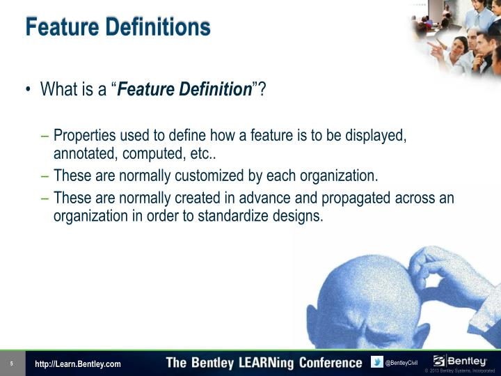 Feature Definitions