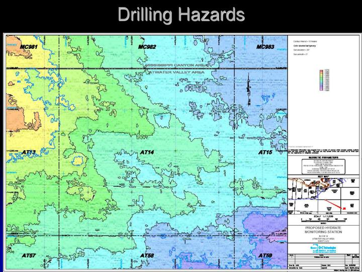 Drilling Hazards