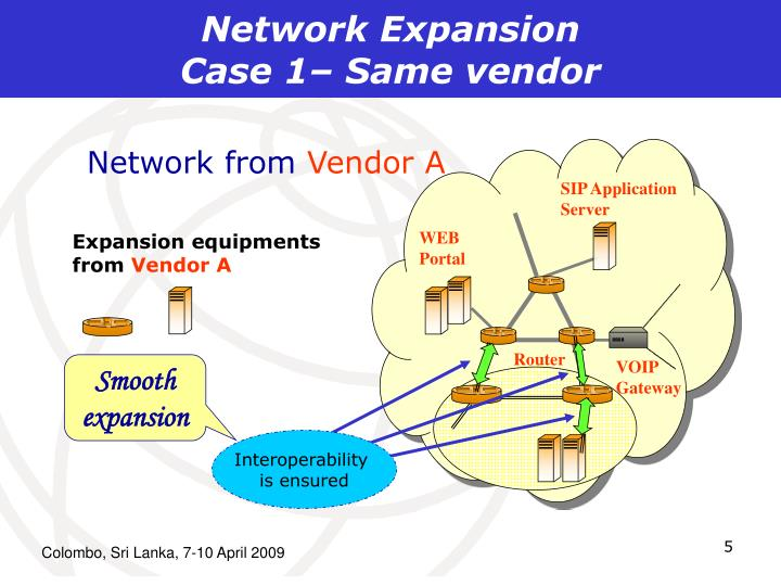 Network Expansion