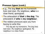 pronoun types cont2