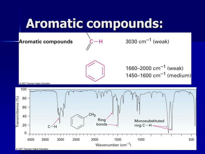 Aromatic compounds: