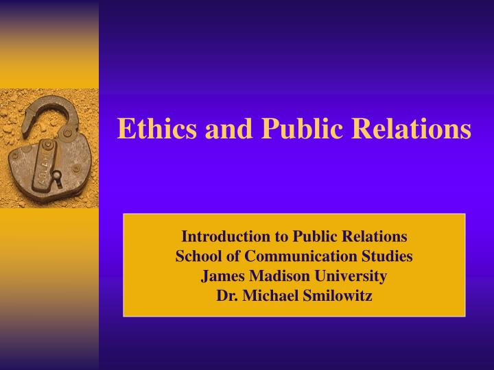a research on public relation essay