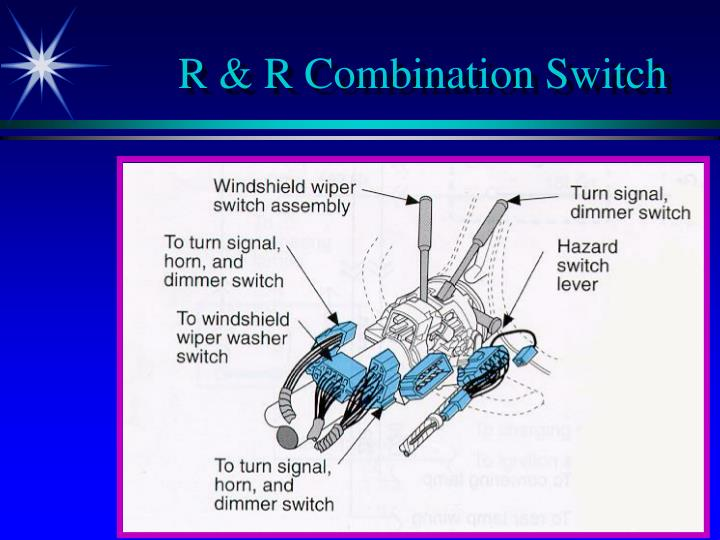 R & R Combination Switch