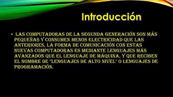 Introducción