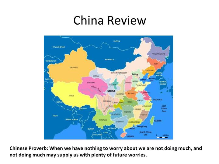 China review