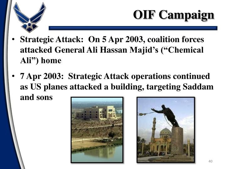 OIF Campaign