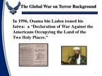 the global war on terror background2
