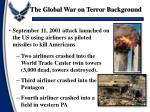 the global war on terror background5