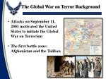 the global war on terror background6
