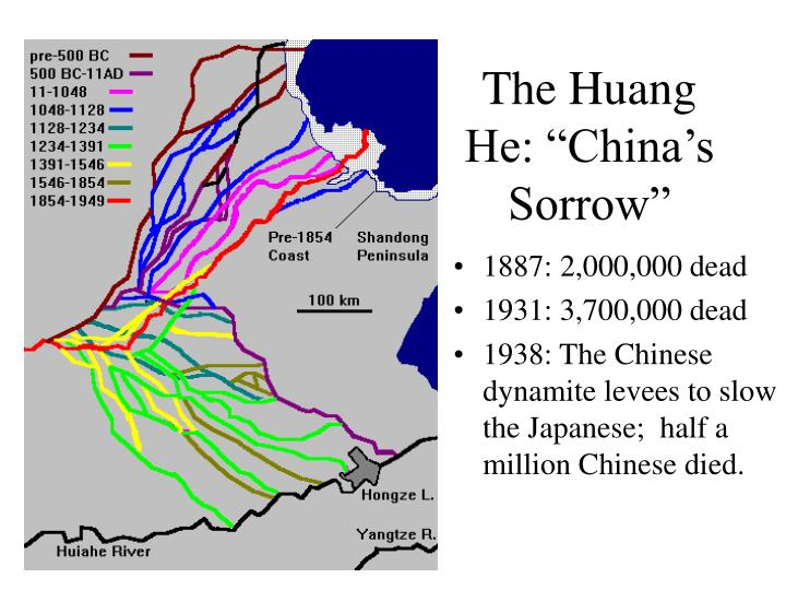 "The Huang He: ""China's Sorrow"""