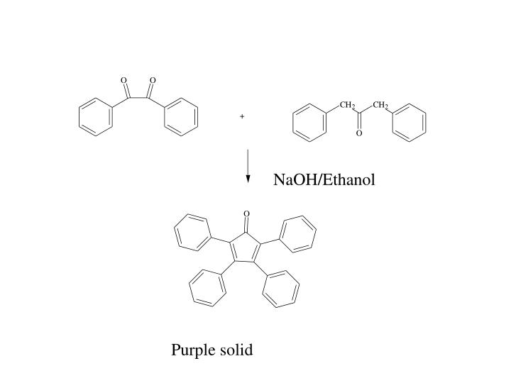 NaOH/Ethanol
