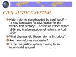 civil justice system1