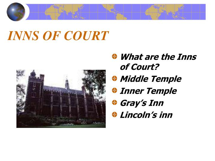 INNS OF COURT