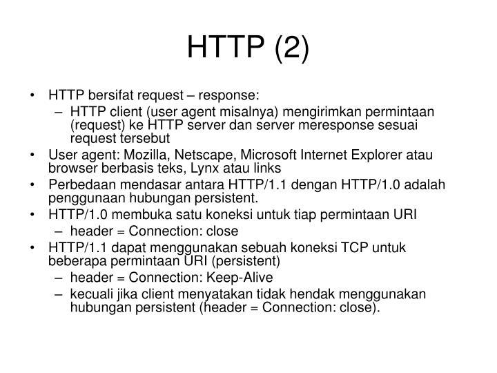HTTP (2)