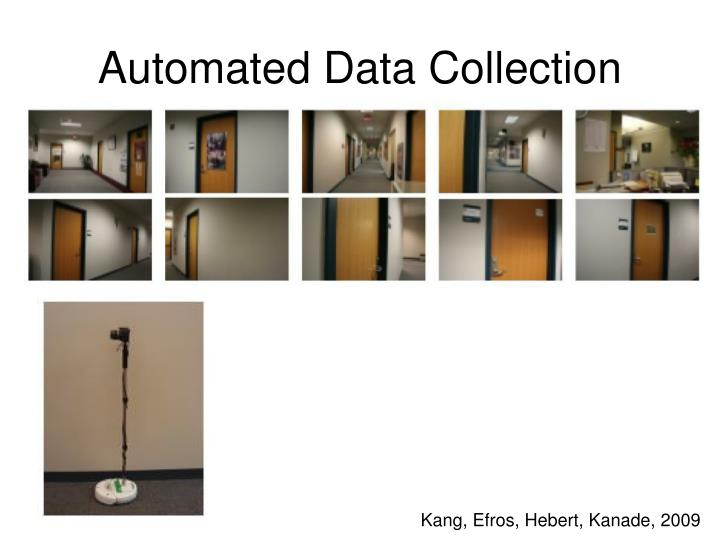 Automated Data Collection