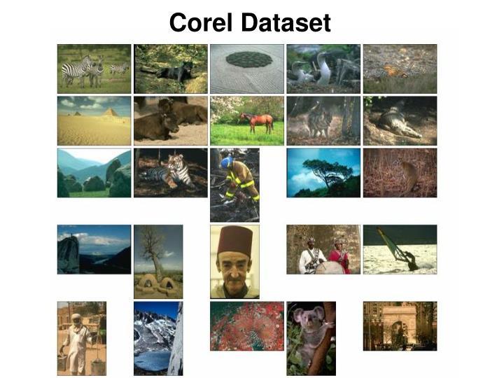 Corel Dataset