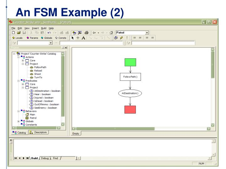 An FSM Example (2)