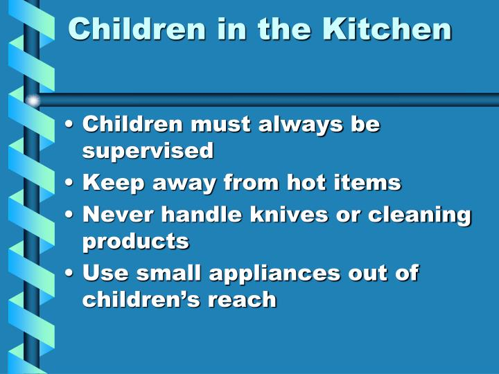 Children in the Kitchen