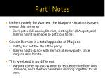part i notes2